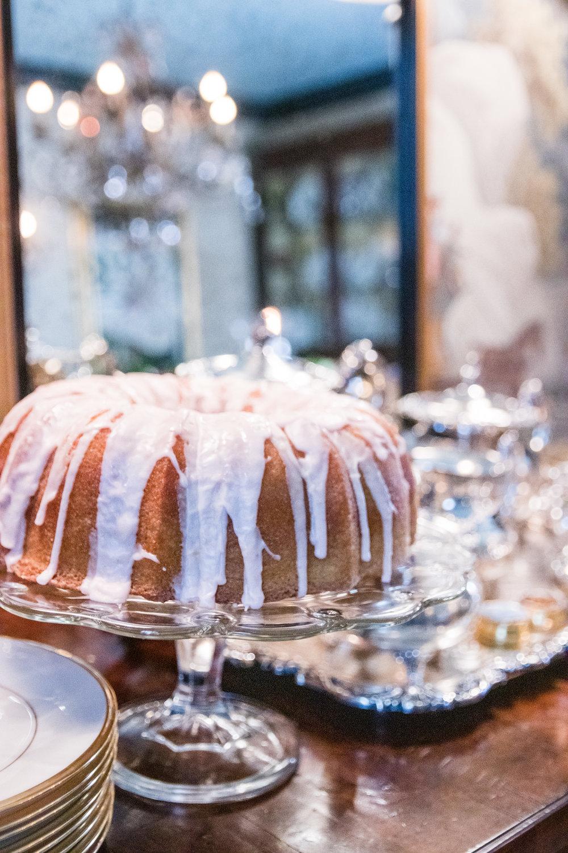 Orange Bundt Cake with Orange Glaze - Crazy Blonde Life