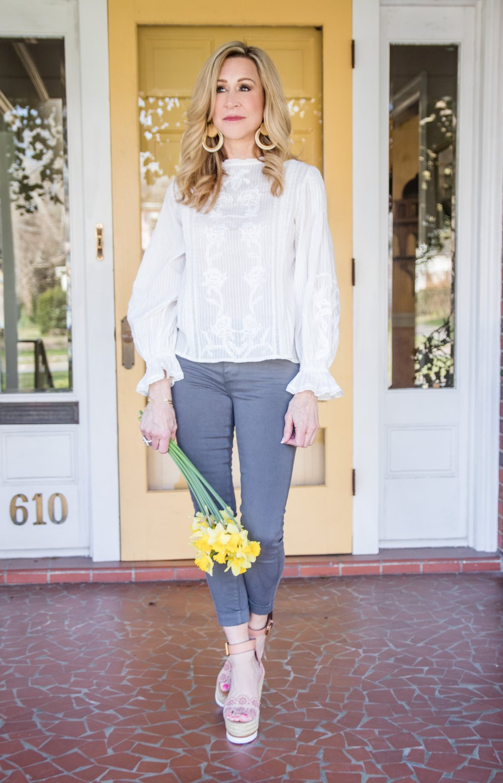 Spring Styling - Crazy Blonde Life