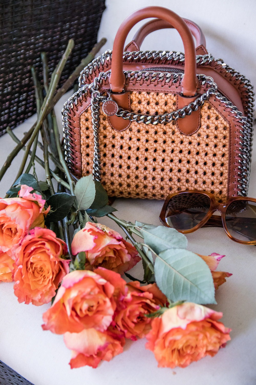 Miu Miu Bag & Gucci Sunglasses - Crazy Blonde LIfe