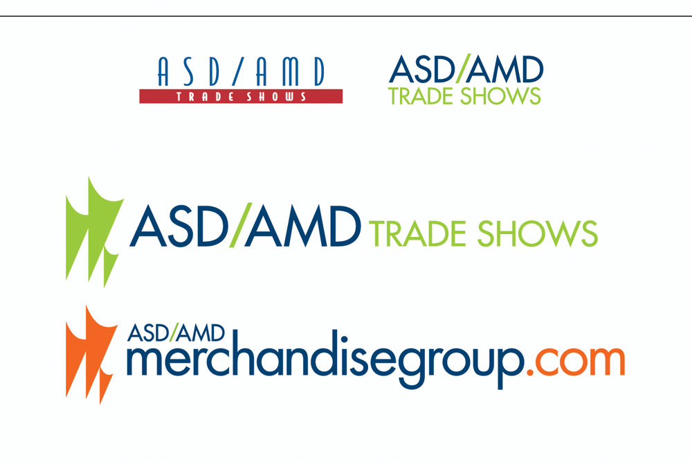 ASD/AMD: Brand Refresh,   VNU Expositions