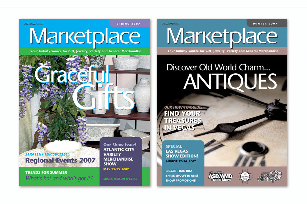Marketplace Magazine,   VNU Expositions