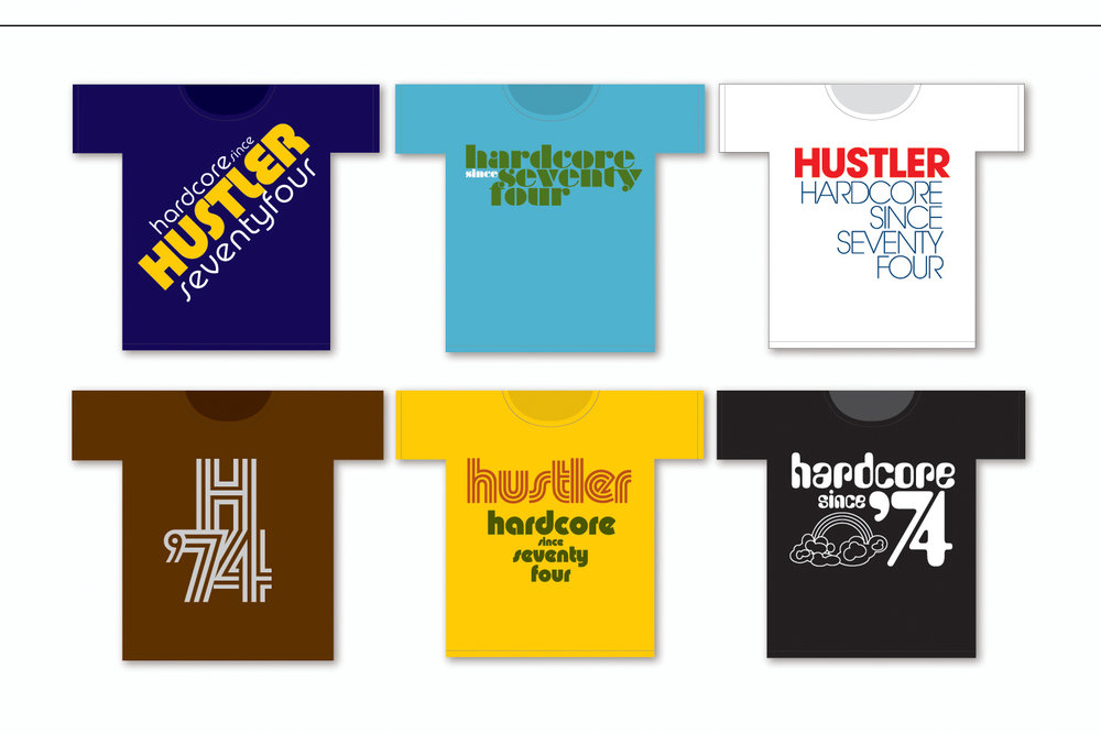 70s-style Retro T-shirts,   LFP LLC