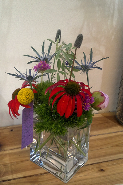 Order a Fresh or Dried Arrangement - Pay Online