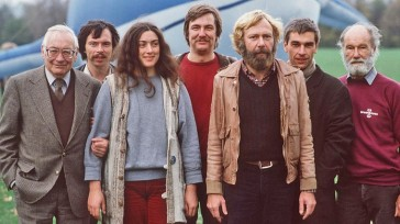 Wally: 2nd from the left. (1980)