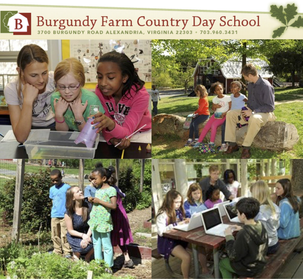 BURGUNDY FARM COUNTRY DAY SCHOOL