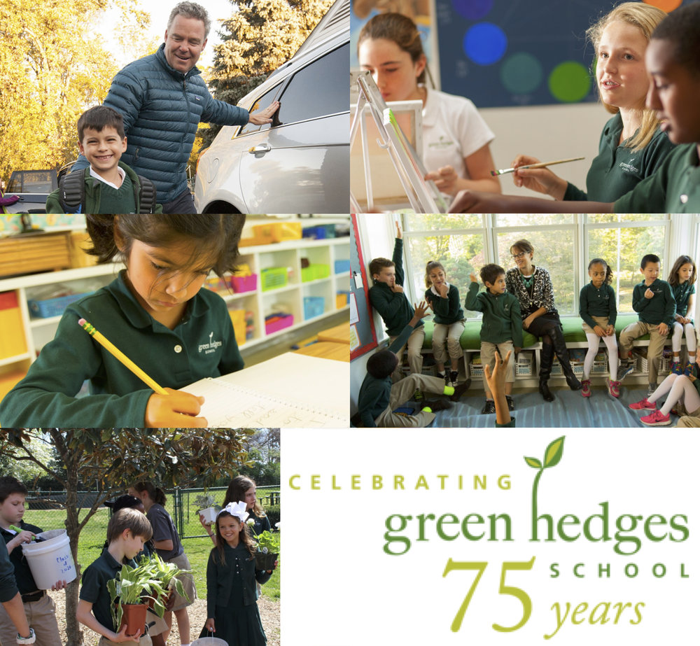 GREEN HEDGES SCHOOL
