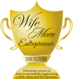 Wife. Mom. Entrepreneur.