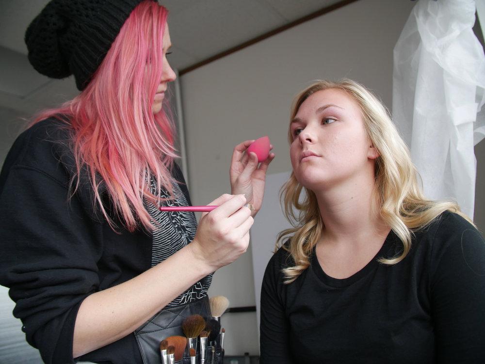 Professional Hair & Makeup -