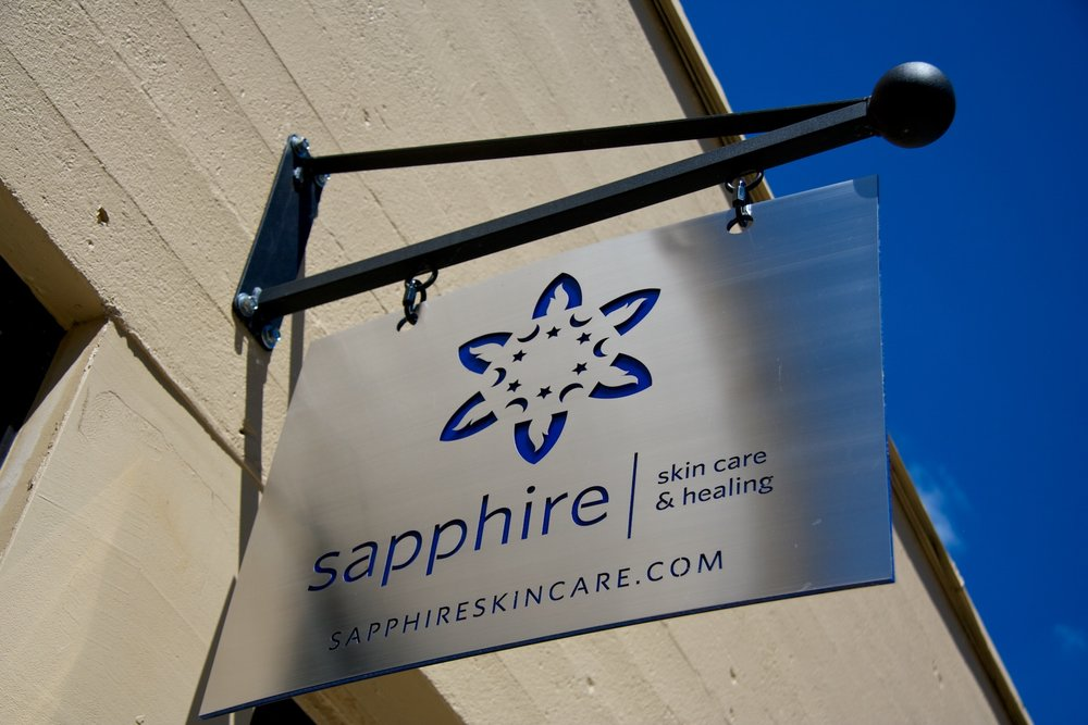 Sapphire Skin Care & Healing