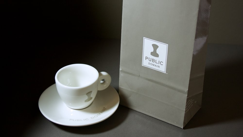 Public Domain Sample Packaging