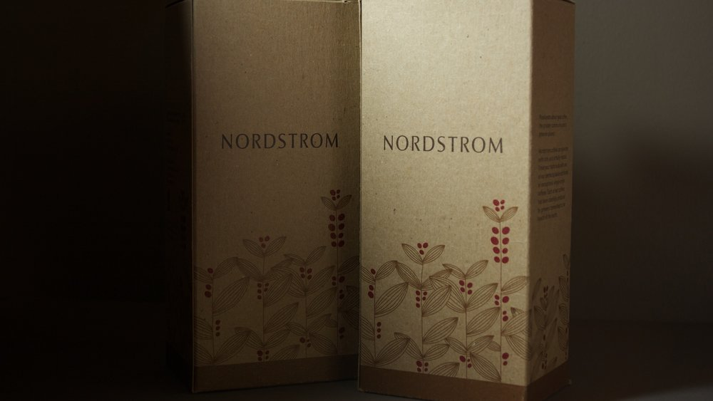 Nordstrom Limited Edition Packaging
