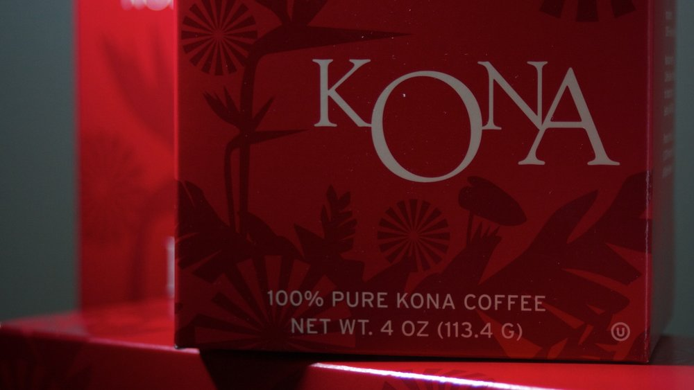 Nordstrom KONA Blend Packaging
