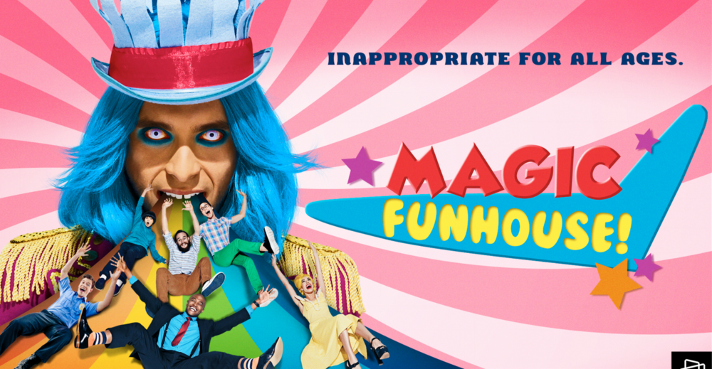 Magic Funhouse