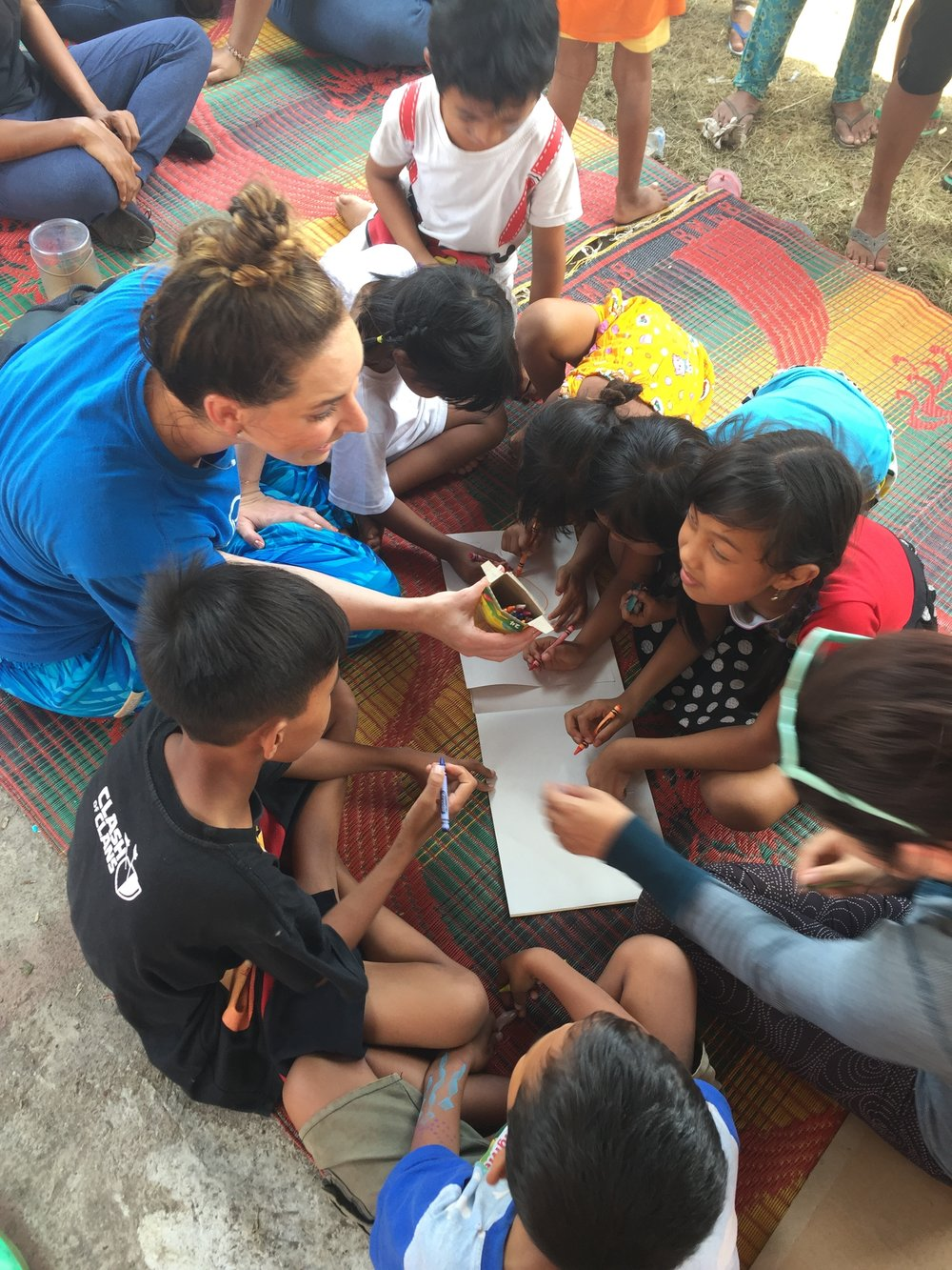 volunteer bali