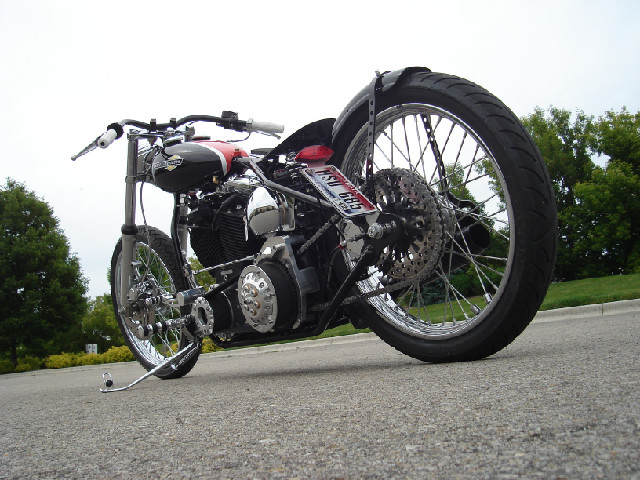 BICYCLE BOBBER BY TODD APPLE