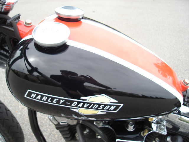 THIS IS A PRETTY DAMN SWEET GAS TANK!
