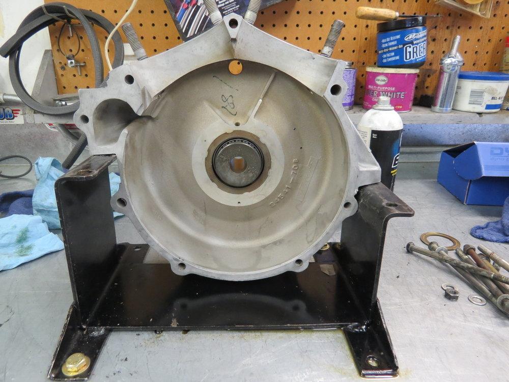 1979 SHOVELHEAD ENGINE REBUILD - TODD APPLE
