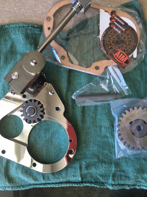 2007 HARLEY FLHX TRIKE CONVERSION PARTS - AIM REVERSE GEAR