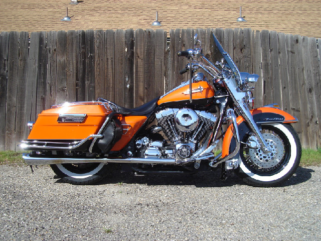 Art's 1999 Road King