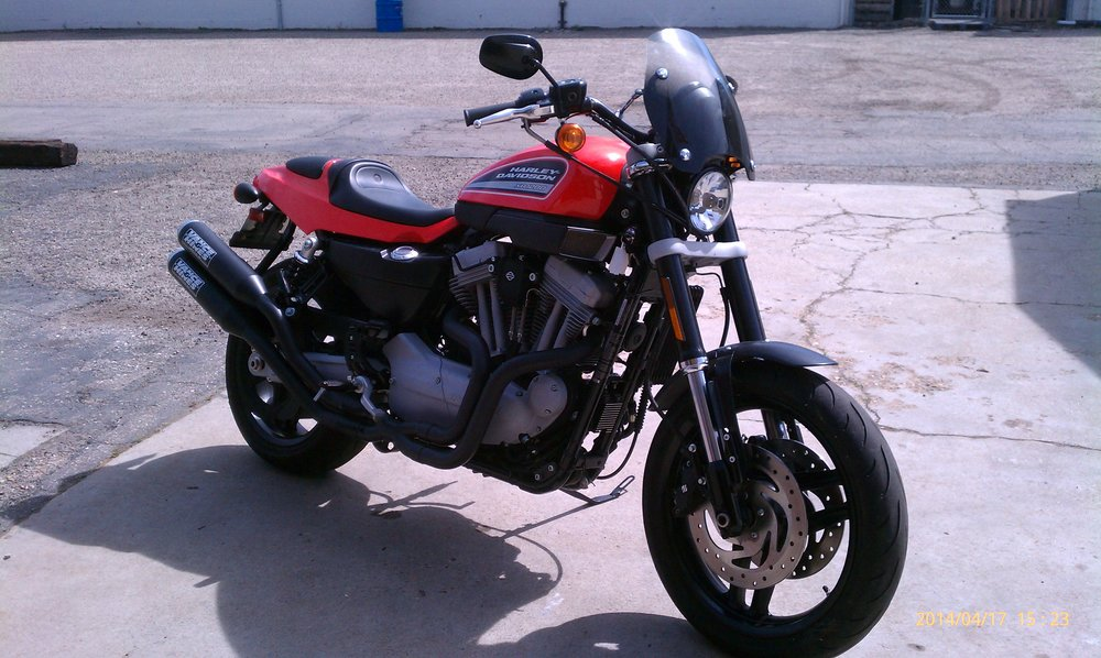 Dave's 2009 Harley XR 1200