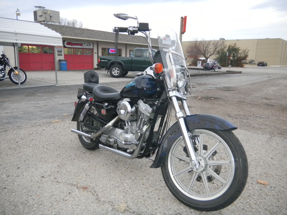 Curt's 1991 Harley Sportster