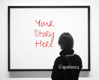 Experience your story.