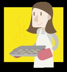 01. Nancy is a host on Kudoz.ca, she teaches kudoers how to bake.
