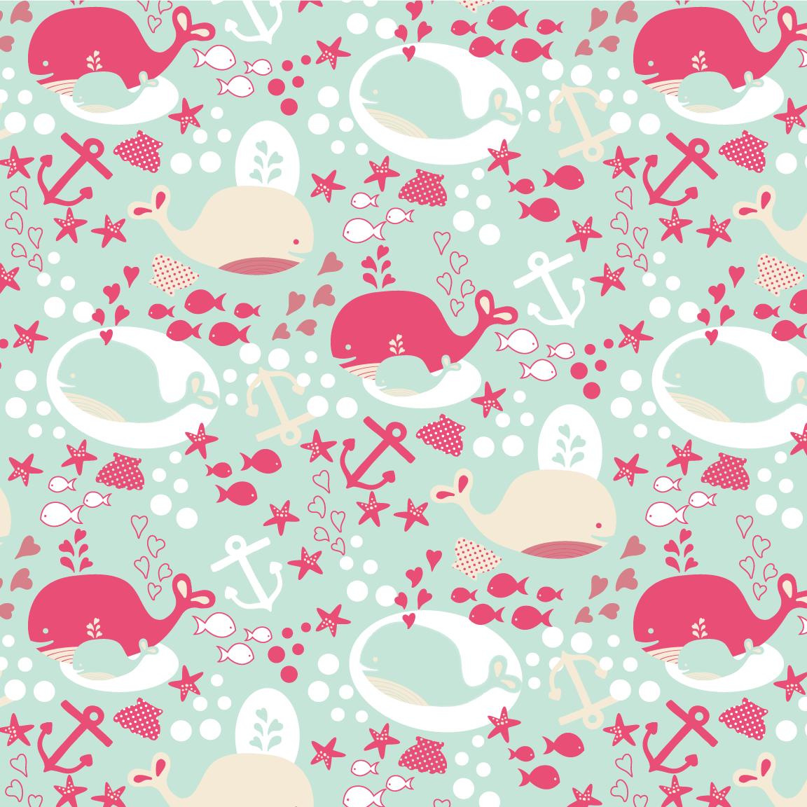 Bubblegum Whales