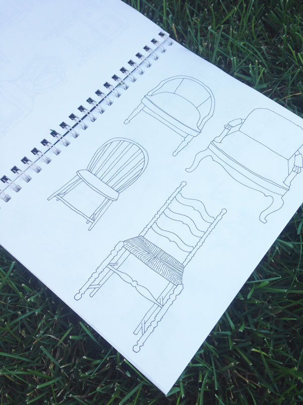 Furnituresketch