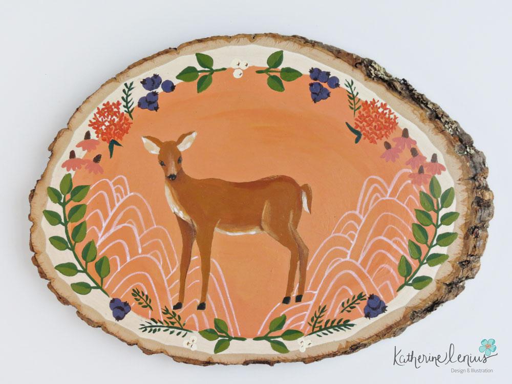Deer | katherinelenius.com