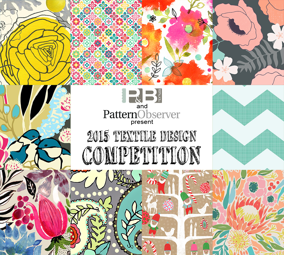 2015 Textile Design Competition