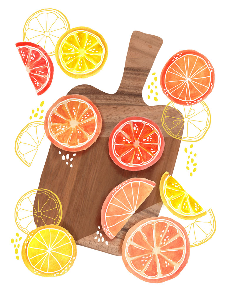 A Slice of Citrus