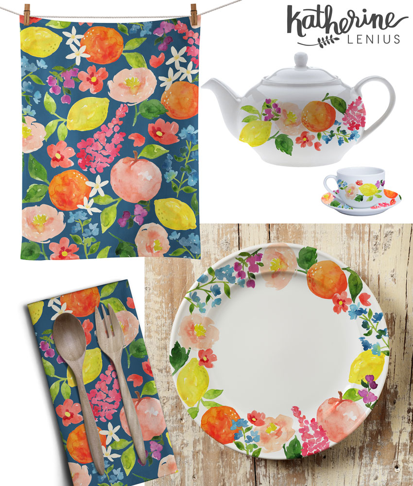 #12019 Fruity Floral