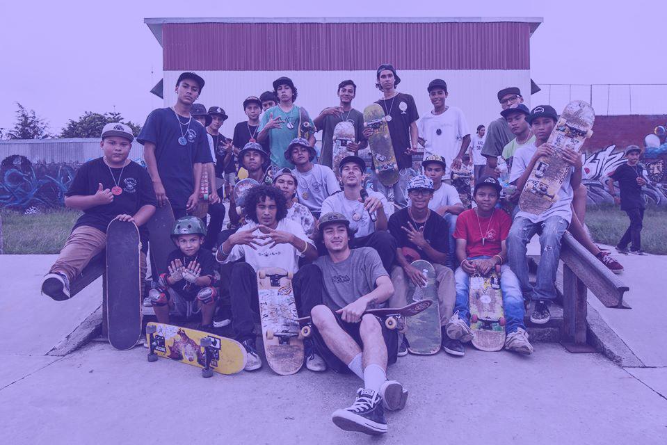 Primer Festival Skateboarding para la paz, San Pablo de Heredia. Foto: ?