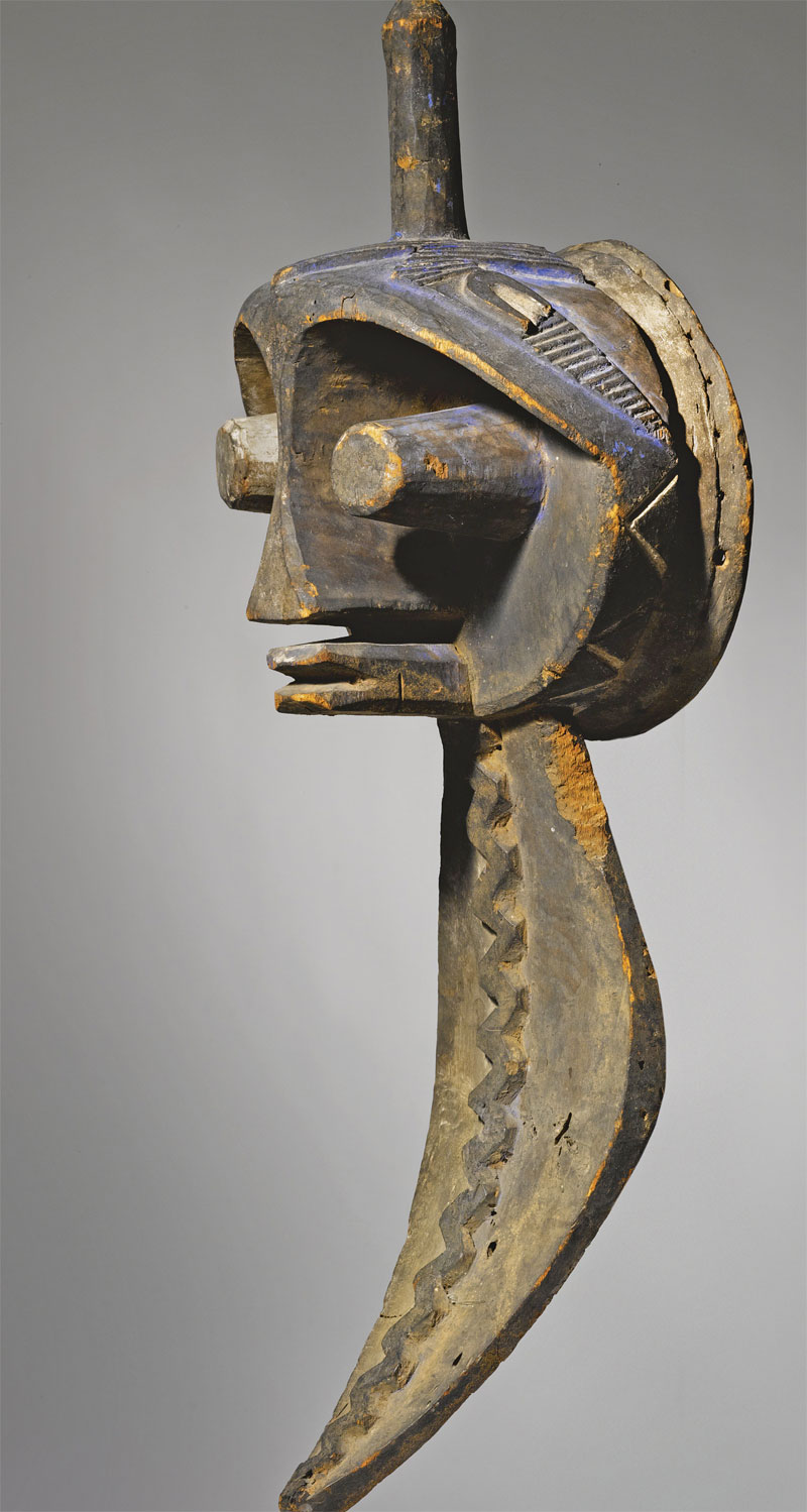Máscara Yoruba-Ijebu, Nigeria