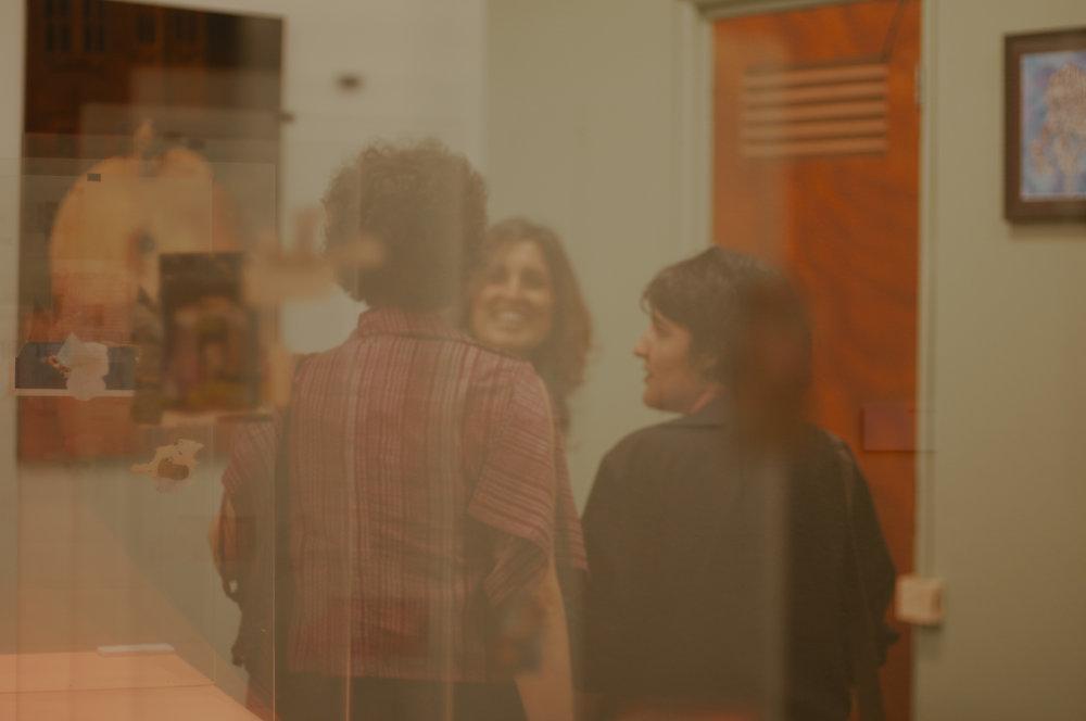 la muestra colectiva de pintura vista a través de la obra de    guillermo boehler    | imagen cortesía de francis cuaresma
