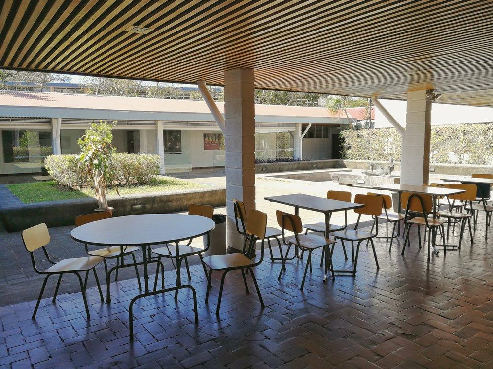 escuela de artes plásticas (EAP), edificio actual.