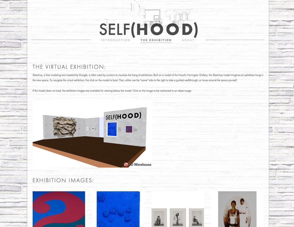 Self(Hood)