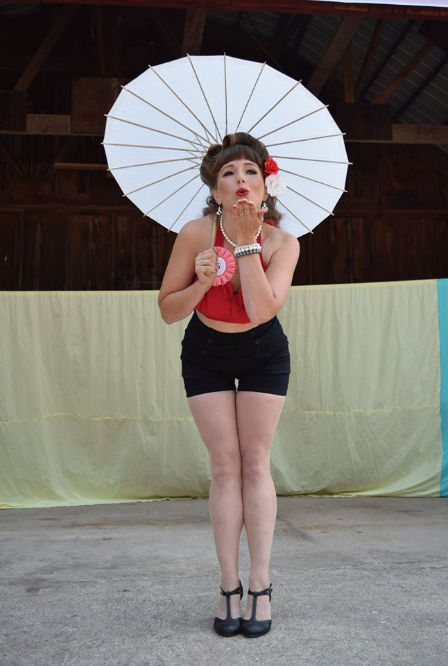 Miss Symco 2018 Wisconsin Pin-Up Contest Sweet Lucy LaBelle