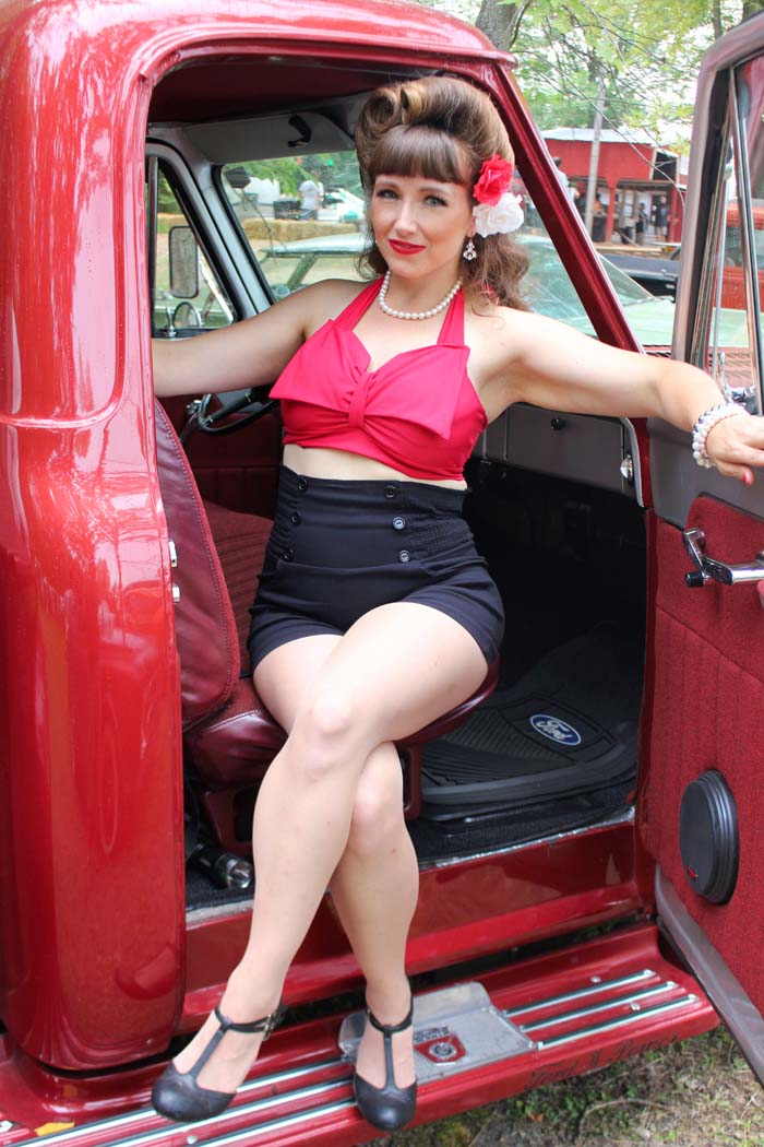 Wisconsin Pin-Up Contest Sweet Lucy LaBelle
