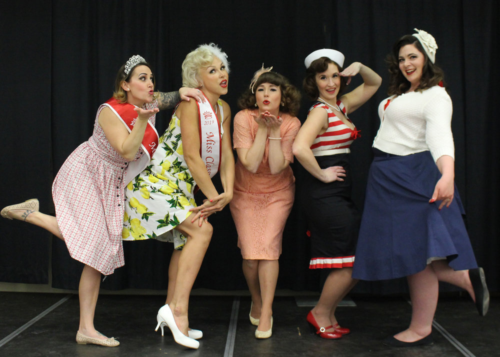 Duluth Pin-up contest, Miss Motorhead Madness