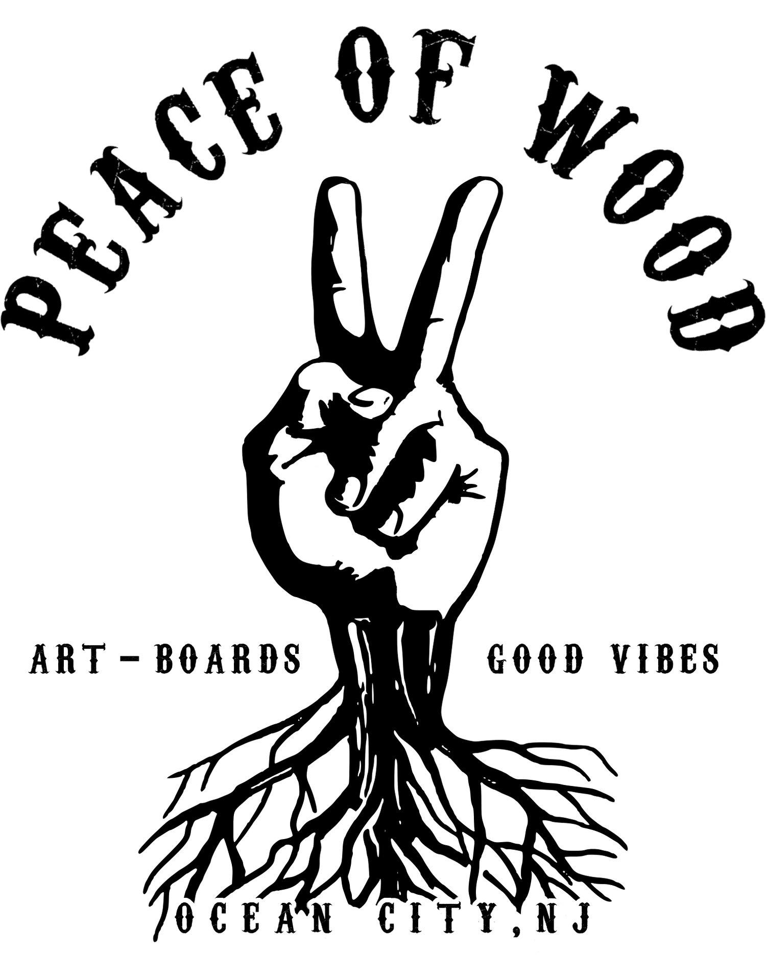 peace of wood