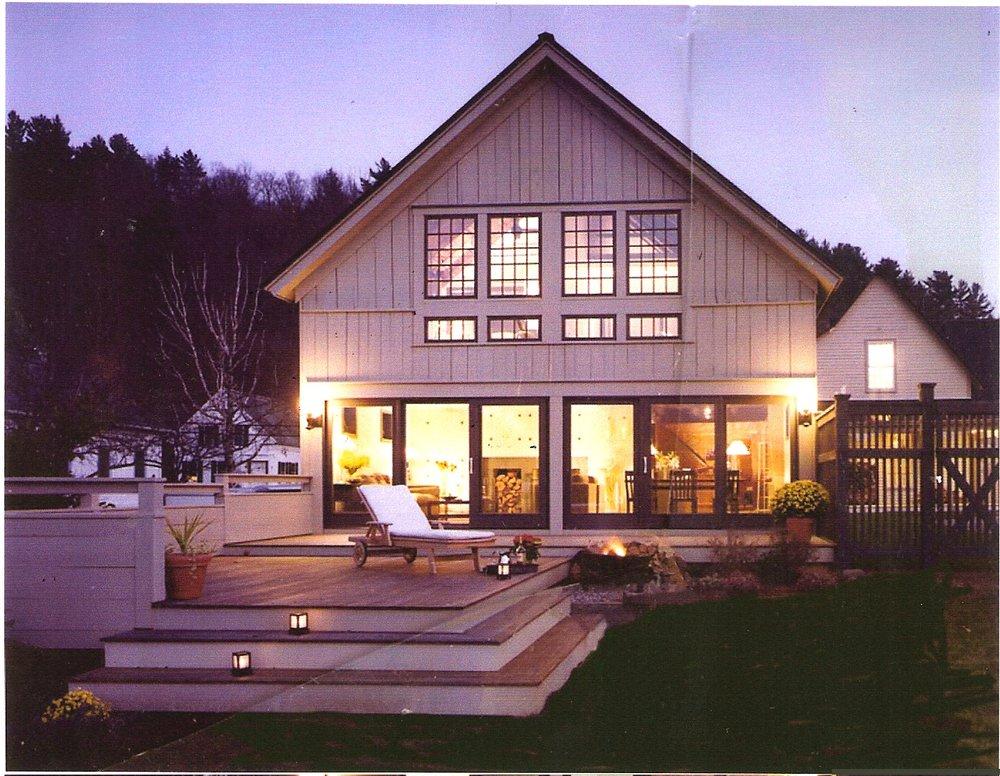vermont village home