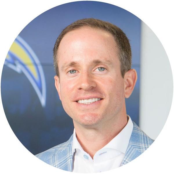 John Spanos  President -LA Chargers