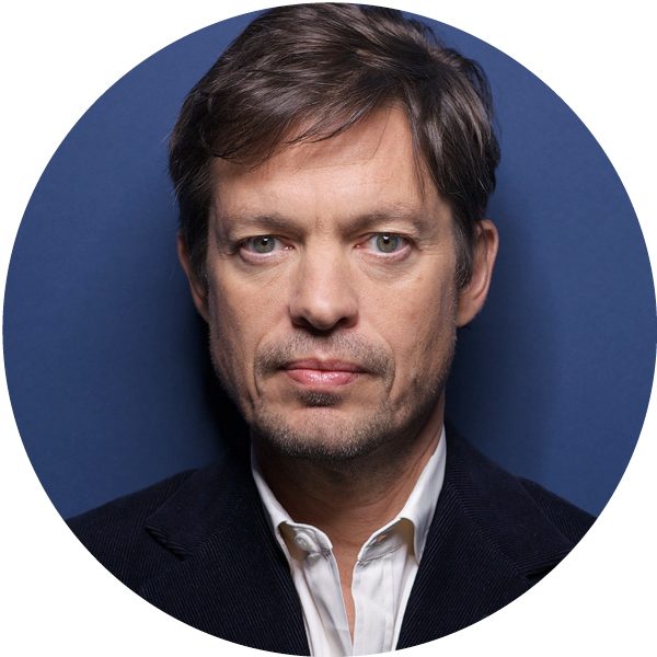 Nicolas Berggruen   Founder  • The Berggruen Institute