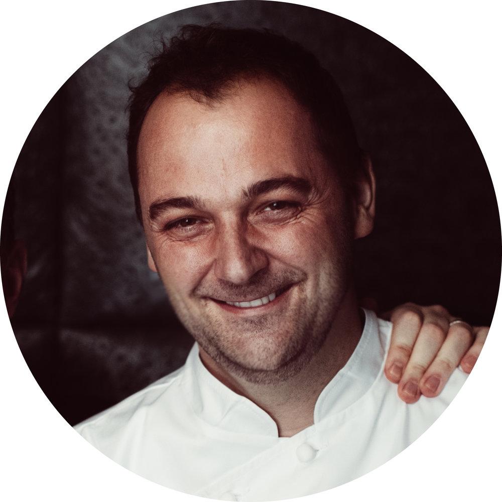 Daniel Humm  Co-Founder Make It Nice