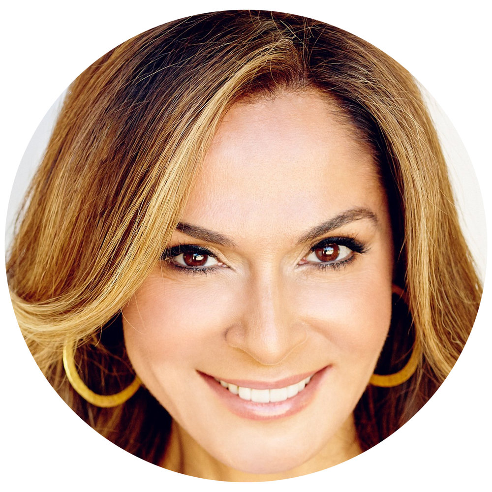 Angella Nazarian  Co-founder Visionary Women