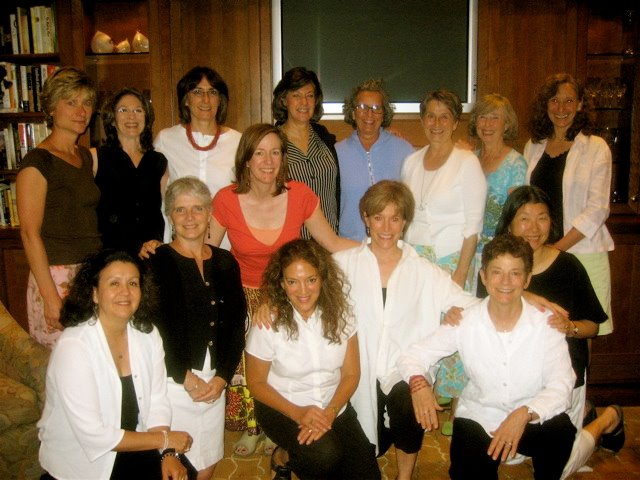 Bookgroup with author Debra Dean