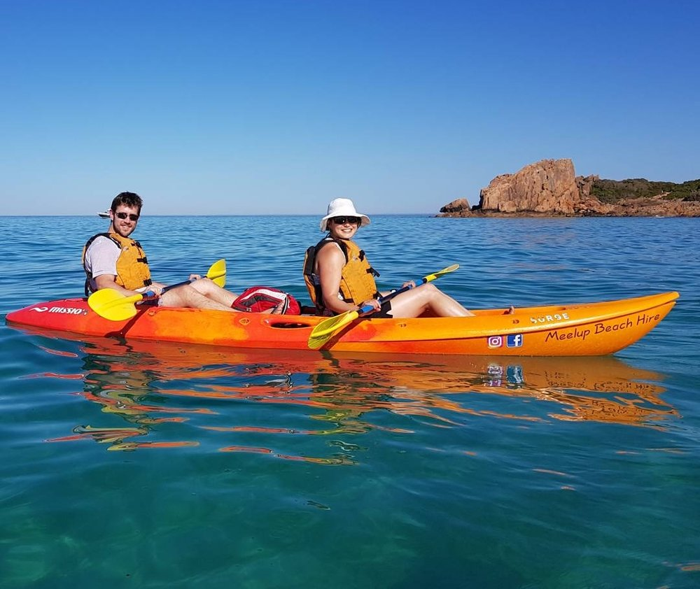 Couples kayak tour - Dunsborough