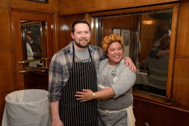 2015   Winner Non-  Traditional ~ Chrissy Camba of Maddy's Dumpling House